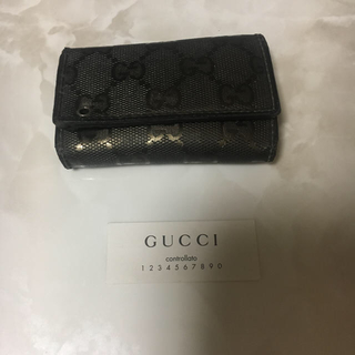 Gucci - GUCCI•6連キーケース