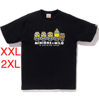 アベイシングエイプ(A BATHING APE)のBAPE BABY MILO MINIONS TSHIRT(Tシャツ/カットソー(半袖/袖なし))