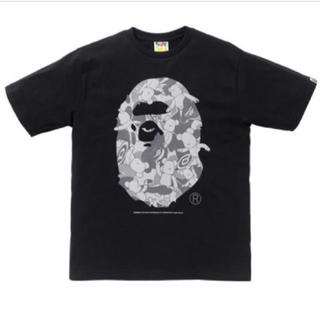 アベイシングエイプ(A BATHING APE)のBAPE BE@RBRICK APE HEAD TEE(Tシャツ/カットソー(半袖/袖なし))