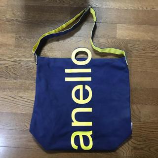 アネロ(anello)のnello(アネロ)Оハンドル2WAYキャンバストートバッグ(トートバッグ)