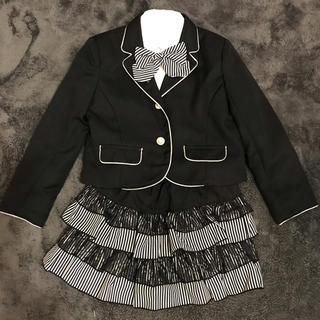 ニシマツヤ(西松屋)のフォーマルスーツ130(ドレス/フォーマル)