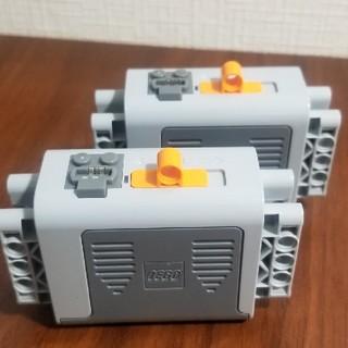 Lego - 【2個セット】レゴ バッテリーボックス