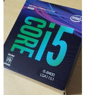 Intel Core i5 8500 新品、未使用、未開封(PCパーツ)