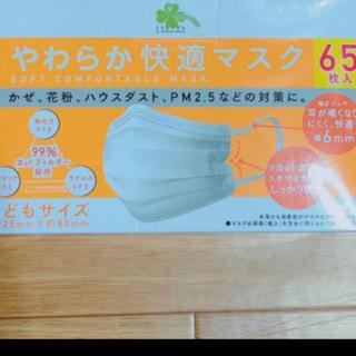 アイリスオーヤマ(アイリスオーヤマ)のアイリスオーヤマ 柔らか快適マスク(日用品/生活雑貨)