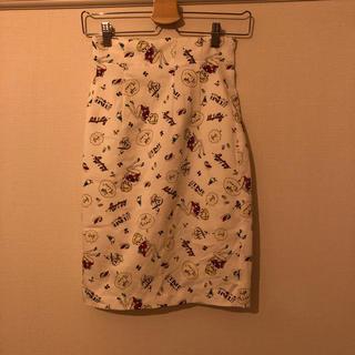 リルリリー(lilLilly)のLil Lillyペンシルスカート(ひざ丈スカート)