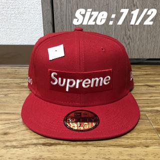 Supreme - Supreme®/ $1M Metallic Box Logo New Era®
