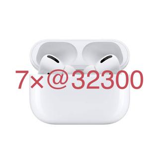 アップル(Apple)の7個セット 新品国内正規品 AirPods pro エアポッズ プロ (スマートフォン本体)