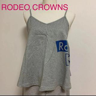 RODEO CROWNS - RODEO CROWNS ロデオクラウンズ  キャミソール
