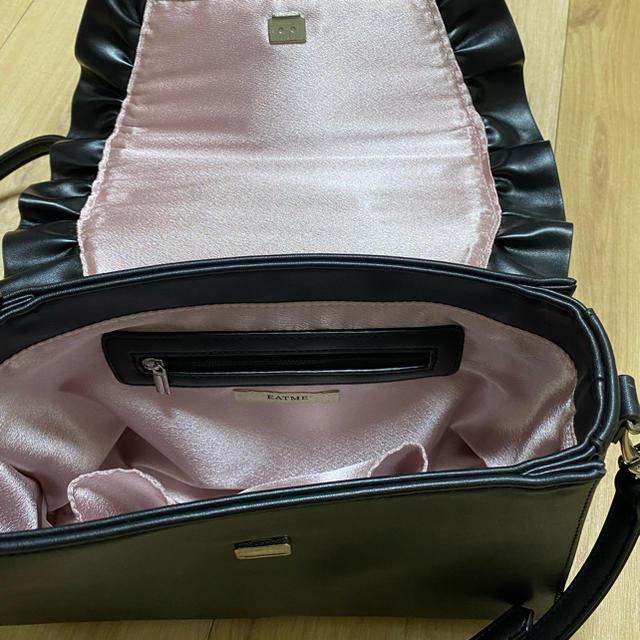 EATME(イートミー)のEATME  フリル バッグ レディースのバッグ(ショルダーバッグ)の商品写真
