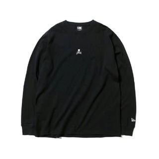 マスターマインドジャパン(mastermind JAPAN)のマスターマインドジャパン 19SS NEW ERA スカルボーン刺繍 Tシャツ(Tシャツ/カットソー(七分/長袖))