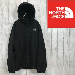 THE NORTH FACE - ノースフェイス ハイベント ジップインジップ マウンテンパーカー ブラック s