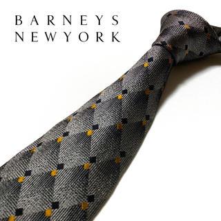 BARNEYS NEW YORK - 【超美品】BARNEYS NEWYORK ネクタイ イタリア製 パターン柄