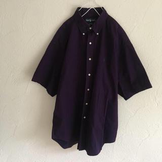 ラルフローレン(Ralph Lauren)のvintage古着ラルフローレンRarphメンズbigシャツ(シャツ)