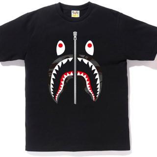 A BATHING APE - BAPE Color Camo Shark Tee