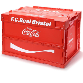 エフシーアールビー(F.C.R.B.)のF.C.Real Bristol  x COCA-COLA コンテナ RED(その他)