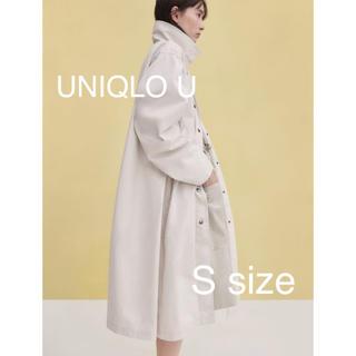 UNIQLO - 新品未使用 UNIQLO U ユニクロユー ライトロングコート S