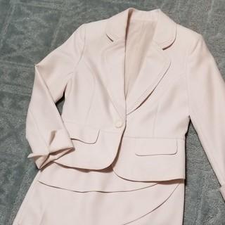 レディーススーツ♡ジャケットスカート二点セット♡フォーマルスーツ セレモニー(スーツ)