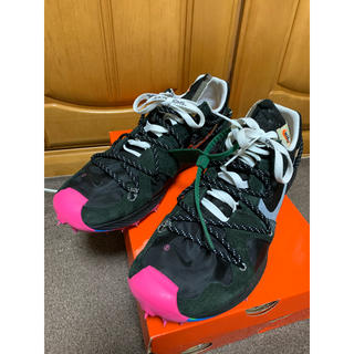 ナイキ(NIKE)のOff-White Nike zoom terra kiger 5(スニーカー)