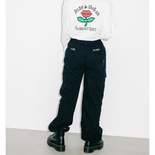エックスガール(X-girl)のエックスガール MILITARY JOGGER PANTS サイズ2(カジュアルパンツ)