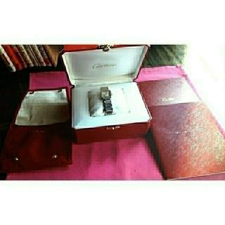 Cartier - カルティエ レディース時計