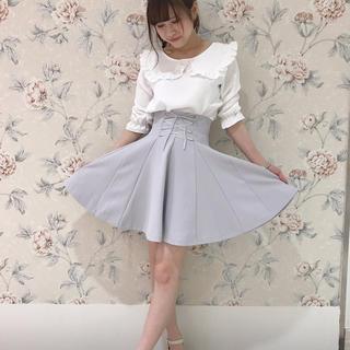 evelyn - evelyn/編み上げスカート