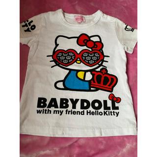 ベビードール(BABYDOLL)のベビド シャツ(Tシャツ/カットソー)