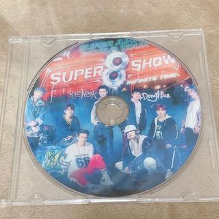 スーパージュニア(SUPER JUNIOR)のSUPER JUNIOR ライブ DVD(K-POP/アジア)