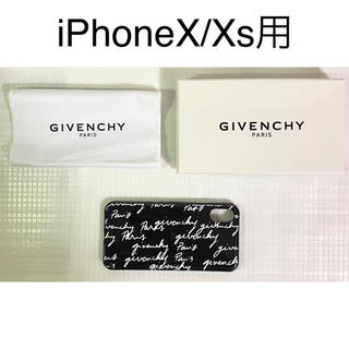 GIVENCHY - 【中古品】GIVENCHY IPHONE X / XS ケース