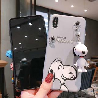 SNOOPY - スヌーピー iPhone7/8/X/XS
