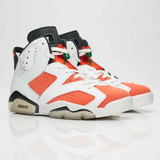 ナイキ(NIKE)のNIKE AIR JORDAN 6 RETRO Gatorade 28.5cm(スニーカー)