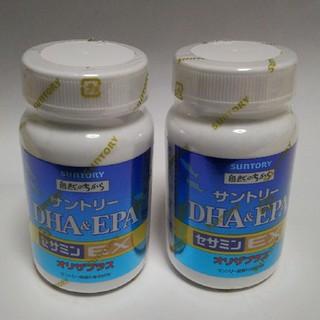 サントリー(サントリー)のサントリー DHA&EPA セサミンEX 2個(その他)