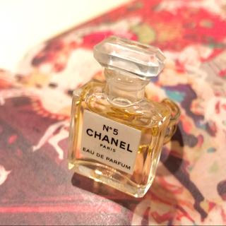 ハンドメイド シャネルN°5 香水瓶デザイン指輪(リング)