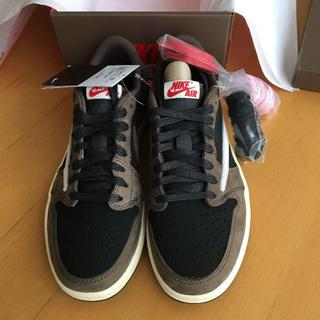 NIKE - AIR JORDAN 1 LOW Travis Scott supreme