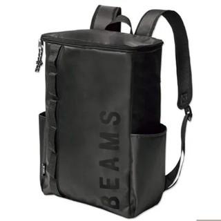 BEAMS - ビームス ボックス型バックパック
