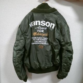 VANSON - バイク好きおすすめ美品★vansonメンズジャケット