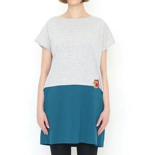 グラニフ(Design Tshirts Store graniph)のグラニフ☆だるまちゃん チュニックワンピース(チュニック)