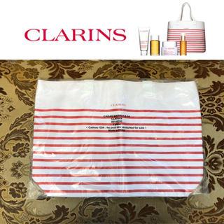 クラランス(CLARINS)の新品未開封 CLARINS クラランス 特大トートバッグ (トートバッグ)