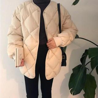 dholic - キルティングジャケット