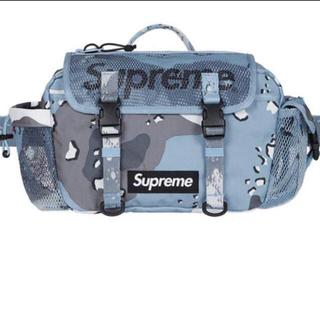 Supreme - 20SS supreme waist bag シュプリーム ウエストバッグ 水色