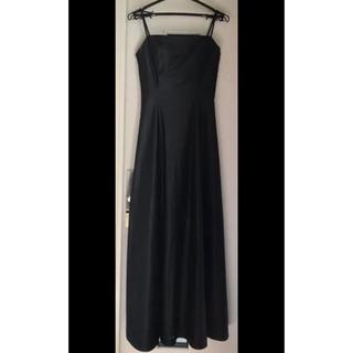 AIMER - Dress Black○黒ロングドレス