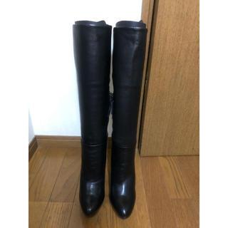 miumiu - miu miu 黒 ロングブーツ 36
