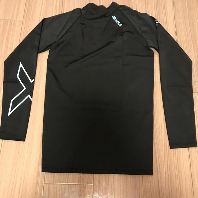 2XU(ツータイムズユー)の2XU  メンズ ロングスリーブ Lサイズ blue メンズのトップス(Tシャツ/カットソー(七分/長袖))の商品写真
