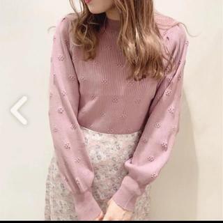 ナチュラルクチュール(natural couture)のナチュラルクチュール ニット(ニット/セーター)