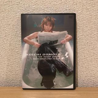 ジャニーズ(Johnny's)の堂本光一 ライブツアー2004 1/2 DVD(ミュージック)
