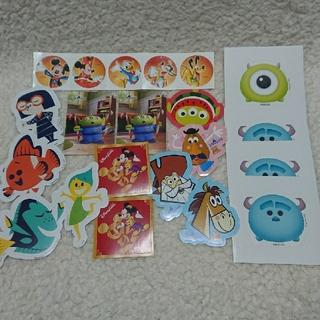 Disney - まとめ売り ステッカー シール 香港 ディズニー ポイント消化