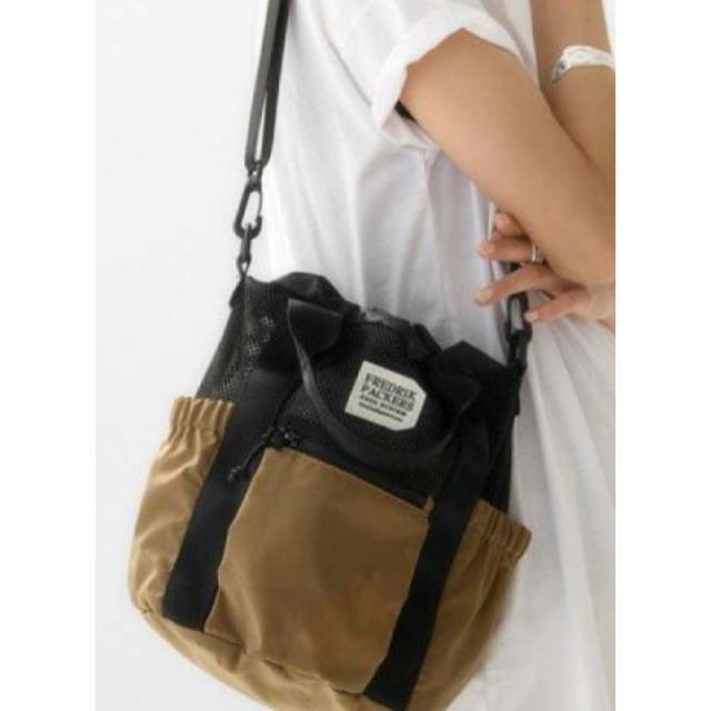 green label relaxing(グリーンレーベルリラクシング)のみーたん様専用 fredrikpackers レディースのバッグ(ショルダーバッグ)の商品写真