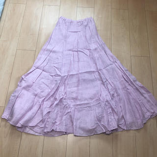 Ron Herman - cp shades lily マキシ リネンスカート  xs