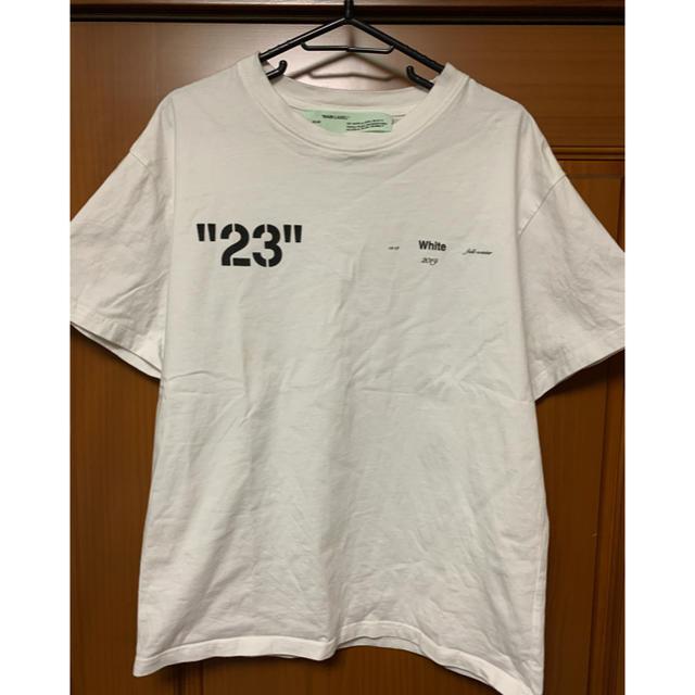 OFF-WHITE(オフホワイト)のdude9系ロゴ tシャツ  メンズのトップス(Tシャツ/カットソー(半袖/袖なし))の商品写真