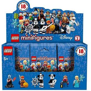 レゴ(Lego)のレゴ (LEGO) ミニフィギュア ディズニー 60パック入り 71024(積み木/ブロック)