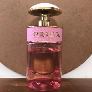 プラダ(PRADA)の【残量9割】PRADAキャンディ♡香水(香水(女性用))